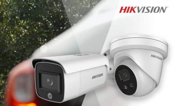 Hikvision-Camera-Built-In-Audio-and-Flashing-Light