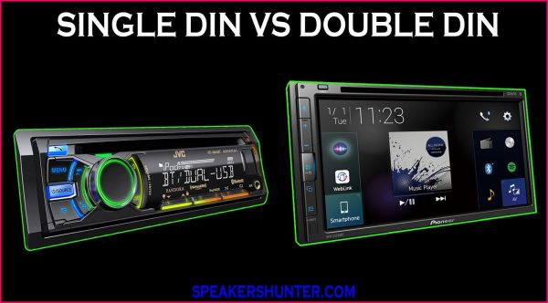 Why A Double DIN Head Unit Is Better Than a Single DIN