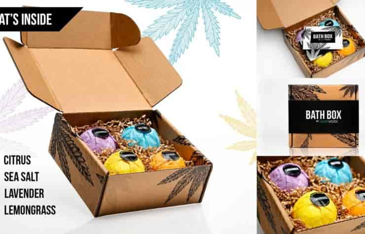 You are currently viewing Roll of Box Manufacturing Companies in Customizing Your Bath Bomb Boxes