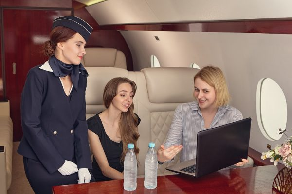 You are currently viewing What exactly is Business Class on International Flights? Your FAQs answered!